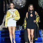 """Versace e Fendi revolucionam Milão com """"Fendace"""", sua coleção conjunta"""