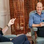 Príncipe William critica bilionários por corrida espacial