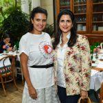 Bruna Botti e Luiza Souza