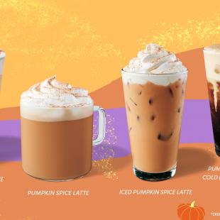 Starbucks Brasil comemora o Halloween com retorno do icônico Pumpkin Spice