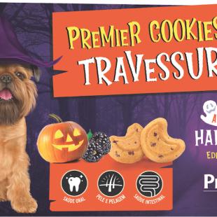 PremieRpet lança cookie de Halloween