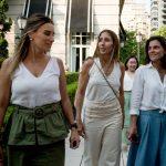 Gabriela Manfredini, Carol e Lucina Amarante