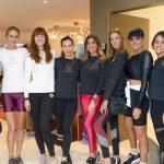 Laiane Levcovich, Barbara Beluco, Brenda Freitas, Clarissa Wagner, Giovana Moraes, Juliana Passos, Caroline Carraro e Karen Korkes