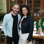 Rodrigo Strozenberg e Bruna Botti